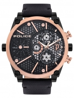 Ceas: Ceas barbatesc Police PL15381JSBR.61 Vigor