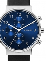 Ceas: Ceas barbatesc Skagen SKW6417 Ancher Chrono 40mm 5ATM