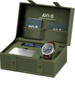 Ceas: Ceas barbatesc AVI-8 AV-4046-01 Hawker Hurricane Autom. 43mm 5ATM