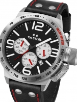 Ceas: Ceas barbatesc TW-Steel CS7 Canteen Cronograf 45mm 10ATM