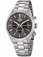 Ceas: Ceas barbatesc Festina F16820/7 Timeless Cronograf  44mm 5ATM
