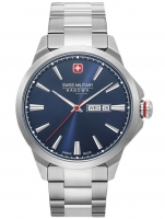 Ceas: Ceas barbatesc Swiss Military Hanowa 06-5346.04.003 Day Date Classic 45mm 10ATM