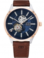 Ceas: Ceas barbatesc Tommy Hilfiger 1791642 Spencer Automatic 44mm 3ATM