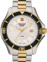 Ceas: Ceas barbatesc Swiss Alpine Military 7040.1142 Diver 45mm 10ATM
