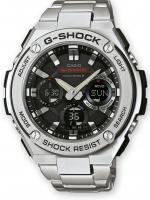 Ceas: Ceas barbatesc Casio GST-W110D-1AER G-Shock Solar 52mm 20ATM