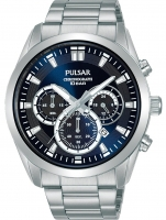 Ceas: Ceas barbatesc Pulsar PT3A89X1 Sport chrono 43mm 10ATM