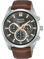 Ceas: Ceas barbatesc Pulsar PT3A97X1 Sport chrono 43mm 10ATM