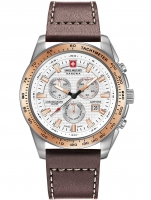 Ceas: Ceas barbatesc Swiss Military Hanowa 06-4225.04.001.09 Crusader Chrono 43mm 10ATM