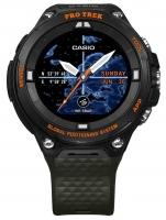 Ceas: Ceas barbatesc Casio WSD-F20A-GNBAE Pro Trek Smartwatch