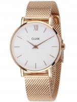 Ceas: Cluse CW0101203001 Minuit Damenuhr 33mm 3ATM