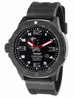 Ceas: Ceas barbatesc Haemmer HD-300 Navy Diver II Dark Ocean 48mm 30ATM ( LIMITED EDITION 99 BUCATI ) AUTOMATIC - SAFIR