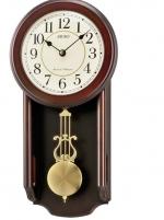 Ceas: Ceas de perete Seiko QXH063B Clasic cu Pendul