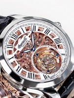 Ceas: Ceas barbatesc Ingersoll Tourbillon Golden Spike IN5102SRG