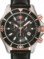 Ceas: Swiss Alpine Military 7040.9557 chronograph 44mm 10ATM