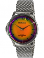 Ceas: U-Boat 8469/MT Rainbow SS men`s 44mm 5ATM