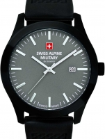 Ceas: Ceas barbatesc Swiss Alpine Military 7055.1878 Sport  43mm 10ATM