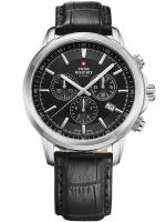 Ceas: Ceas barbatesc Swiss Military SM34052.08 Cronograf Saphir 42mm 10ATM