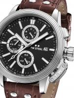 Ceas: Ceas barbatesc TW-Steel CE7006 Adesso Cronograf 48mm 10ATM