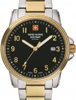 Ceas: Ceas barbatesc Swiss Alpine Military 7011.1147  40mm 10ATM