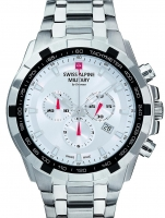 Ceas: Ceas barbatesc Swiss Alpine Military 7043.9132 Chrono 46mm 10ATM