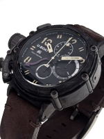 Ceas: Ceas barbatesc U-Boat Chimera Carbon 7177 48 mm Limited X / 199 Autom. Chrono