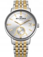 Ceas: Ben Sherman WB071GSM Portobello Professional Date 41mm 3ATM