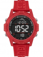 Ceas: Ceas barbatesc Guess W1299G3 Charge  48mm 5ATM
