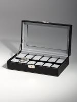 Ceas: Cutie ceasuri Rothenschild RS-1098-12BL 12 Ceasuri