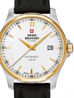 Ceas: Ceas unisex Swiss Military SMA34025.07 Automatic 39mm 10ATM