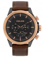 Ceas: Ceas barbatesc Police PL15970JSUR.02 Belmont Dual-Time 52mm 5ATM