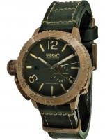 Ceas: Ceas barbatesc U-Boat 9088 Doppiotempo Bronze Autom 46mm 10ATM