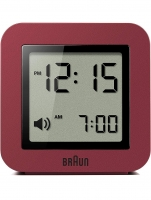Ceas: Braun BNC018R digital travel alarm clock