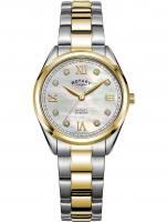 Ceas: Ceas de dama Rotary LB05111/41/D Henley  30mm 5ATM