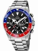Ceas: Ceas barbatesc Jaguar J861/6 Executive Cronograf Diver 44mm 20ATM