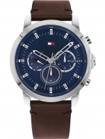 Ceas: Tommy Hilfiger 1791797 Jameson Dual Time 46mm 5ATM