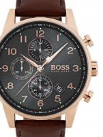 Ceas: Ceas barbatesc Hugo Boss 1513496 Navigator  44mm 5ATM