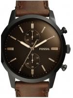 Ceas: Ceas barbatesc Fossil FS5437 Townsman  44mm 5ATM