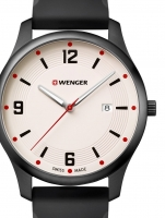 Ceas: Ceas barbatesc Wenger 01.1441.123 City Active  43mm 10ATM