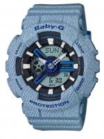 Ceas: Ceas de dama Casio BA-110DE-2A2ER Baby-G  43mm 20ATM