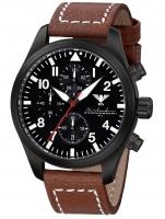 Ceas: Ceas barbatesc  KHS.AIRBSC.LB5 Airleader Cronograf  46mm 10ATM