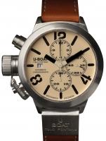 Ceas: Ceas barbatesc U-Boat 2062 Classico 925er Silver Automatic Cronograf 53mm 5ATM