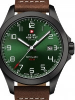 Ceas: Ceas barbatesc Swiss Military SMA34077.06 Automatic 42mm 10ATM
