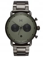 Ceas: Ceas barbatesc MVMT BT01-OLGU Blacktop Cronograf 46mm 10ATM