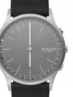 Ceas: Ceas Unisex Skagen SKT1203 CA Jorn Gray I Hybrid Smartwatch 42mm 3ATM