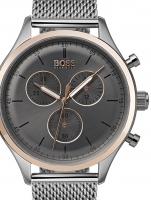 Ceas: Ceas barbatesc Hugo Boss 1513549 Companion Cronograf 43mm 5ATM