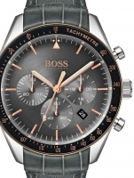 Ceas: Ceas barbatesc Hugo Boss 1513628 Trophy Cronograf  44mm 5ATM