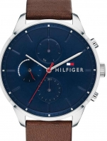 Ceas: Ceas barbatesc Tommy Hilfiger 1791487 Chase  44mm 5ATM