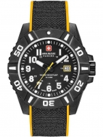 Ceas: Ceas barbatesc Swiss Military Hanowa 06-4309.17.007.79 Black Carbon 44mm 10ATM