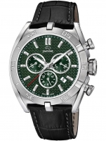 Ceas: Ceas barbatesc Jaguar J857/7 Executive Cronograf 45mm 10ATM