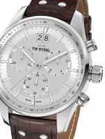Ceas: Ceas barbatesc TW-Steel ACE302 Aternus Cronograf 45mm 20ATM